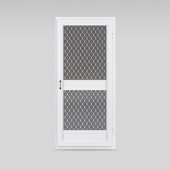 Fly Screen Doors - Heavy Fly Screen Door