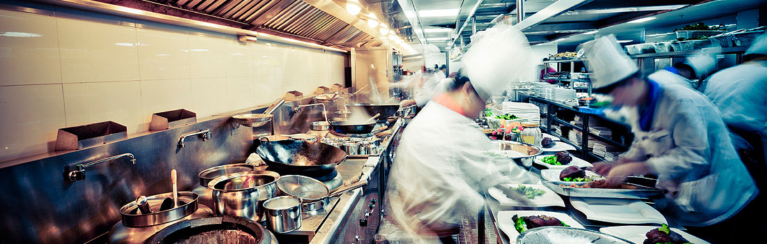 Deep Kitchen Cleaning - Catering Hygiene