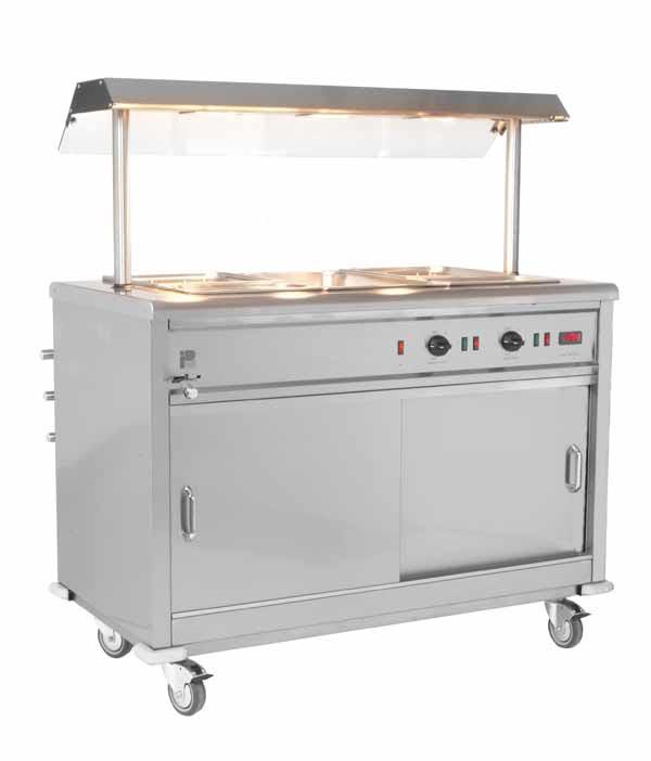 Hot Cupboards / Bain Marie