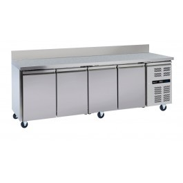 Counter Fridges - 4 Door