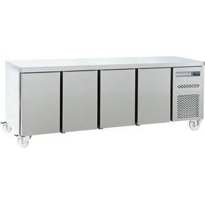 Counter Freezers - 4 Door