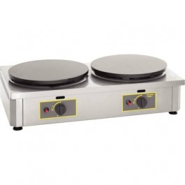 Roller Grill 400CDE Double Plate Crepe Machine