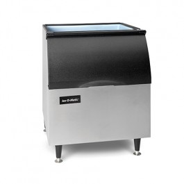 --- CLASSEQ B40--- Ice-O-Matic Stainless Steel Storage Bin for Modular Ice Makers