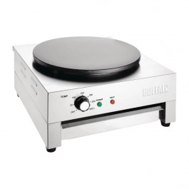 Buffalo CT931 Crepe Maker with a Non Stick Iron Plate