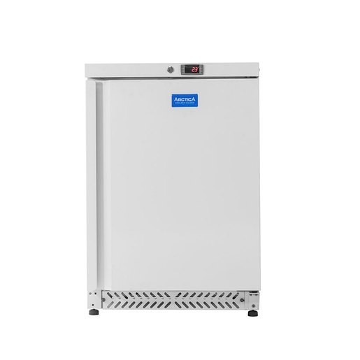 Arctica HEC906 Energy Efficient Undercounter White Refrigerator