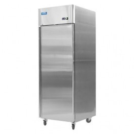 Arctica HED236 Heavy Duty Upright Stainless Steel GN 2/1 Freezer