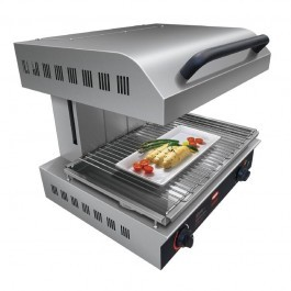 Hatco TMS-1 Therm-Max Salamander Grill