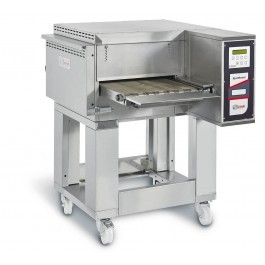 """Zanolli Synthesis 06/40V Electric 16"""" Automated Conveyor Pizza Oven + Stand"""