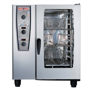 Rational 101 Combimaster Oven Electric