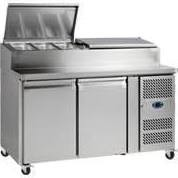 Tefcold SS7200 Counters, Saladettes & Pizza Prep 3