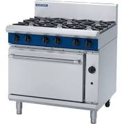 Blue Seal G506 Gas Range with 6 Burners 1