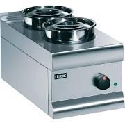 Lincat BS3 Silverlink 600 Dry Heat Bain Marie