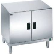 Lincat HCL7 Silverlink 600 Heated Closed Top Pedestal with Legs