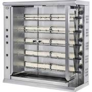 Roller Grill RBG30 High Capacity Gas Chicken Rotisserie