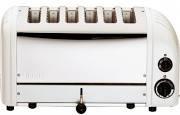 Dualit 60146 6 Slot Vario Dualit Toaster White