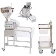Robot Coupe CL55 Workstation Vegetable Prep Machine 2287 & 2293