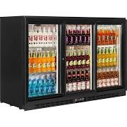 Interlevin PD30S Double Sliding Door Bottle Cooler