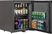 Tefcold TM32 Black Minibar with Solid Door
