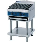 Blue Seal G594-LS Heavy Duty Chargrill with Stand