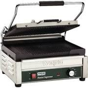 Waring WPG250K Double Ribbed Panini Grill
