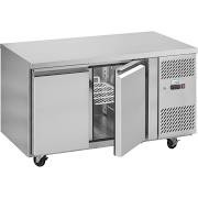 Interlevin PH20f 2 Door Gastronorm Counter Fridge 1  S
