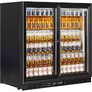 Interlevin EC20S Low Energy Bottle Cooler with Sliding Doors