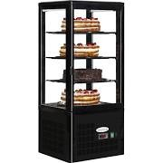 Tefcold UPD80 Refrigerated Glass Display Case 3