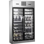 Gemm WL5-222S Stainless Steel Premium Wine Cooler