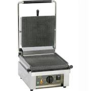 Roller Grill SAVOYE R Ribbed Top & Bottom Iron Plate Contact Grill