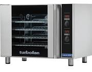 Blue Seal E31D4 Turbo Fan Convection Oven