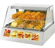 Roller Grill VVC800 Countertop Heated Display