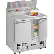 Interlevin ESS900 Gastronorm Preparation Counter