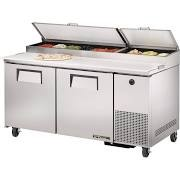 True TPP-67-HC Refrigerated Pizza Prep Table