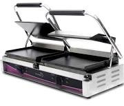 Pantheon CGL2S Extra Large Double Smooth Contact Grill