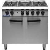 Blue Seal G750-6 Six Burner Gas Oven Range
