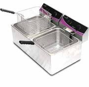 Pantheon PF112 Double Fryer