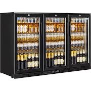 Interlevin EC30H Energy Efficient Bottle Cooler with Hinged Doors