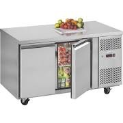 Interlevin PH20 2 Door Gastronorm Counter Fridge 3