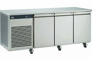 Foster EcoPro G2 EP1/3L Three Door Freezer Counter