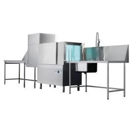 Classeq CST130D Rack Conveyor Dishwasher with Air Gap & Dryer