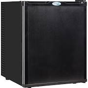 Elstar MB35 Black Minibar with Solid Door
