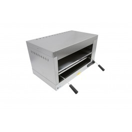 Parry 1872 Electric Salamander Wall Grill