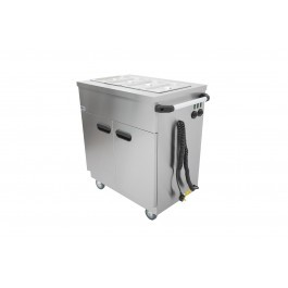 Parry 1894 Mobile Servery with Bain Marie Top