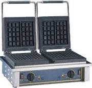 Roller Grill GED10 Double Waffle Iron S