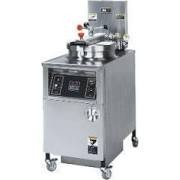 BKI LPF-FC Electric Pressure Fryer with Touchpad Controls