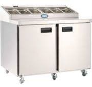 Foster FPS2HR Refrigerated Prep Counter