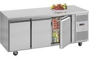 Interlevin PH30 3 Door Gastronorm Counter Fridge 2