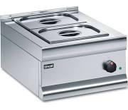 Lincat BM4 Silverlink 600 Dry Heat Bain Marie Without Pans