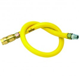 Dormont 2675NPVF36 Quick Release Gas Hose 3/4in x 1m