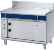 Blue Seal E580-12E  120 Litre Electric Tilt Electric Bratt Pan
